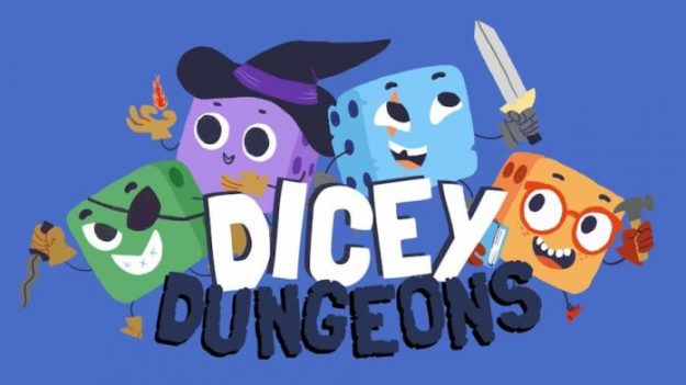 December Games - Dicey Dungeons