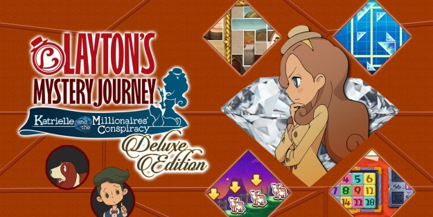 Laytons Mystery Journey - November Games