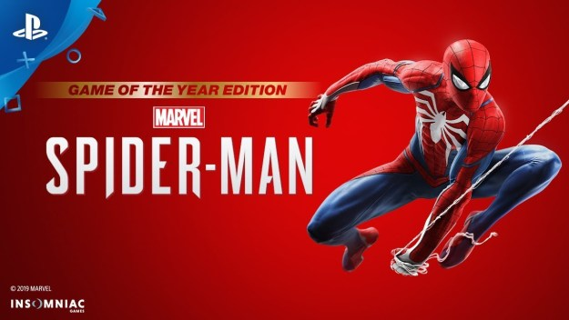 Spider-Man GOTY - November Games