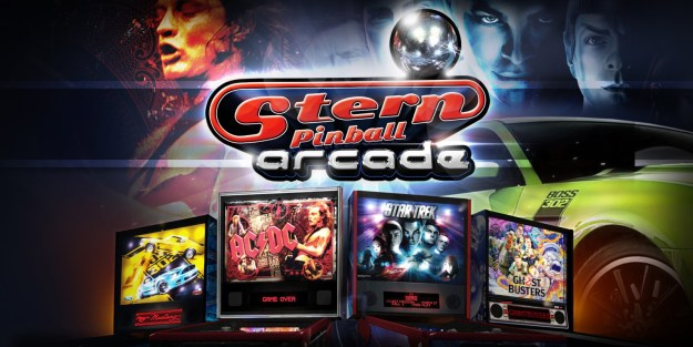 January Games - Stern Pinball Arcade