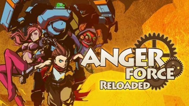 Anger Force Reloaded - Switch