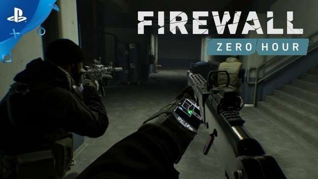 Firewall Zero Hour VR - February Games