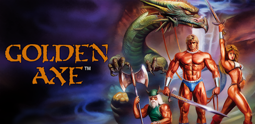 March Games - Golden Axe - Mega Drive
