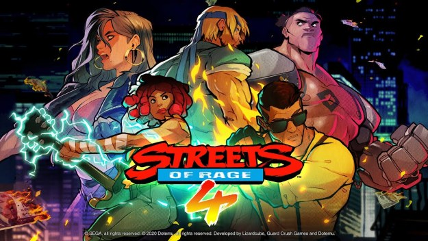 Streets of Rage 4 - Xbox One - GamePass