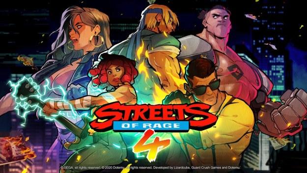 Streets of Rage 4 - Xbox One - GamePass