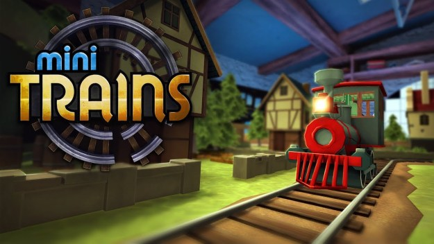 Mini Trains - Switch