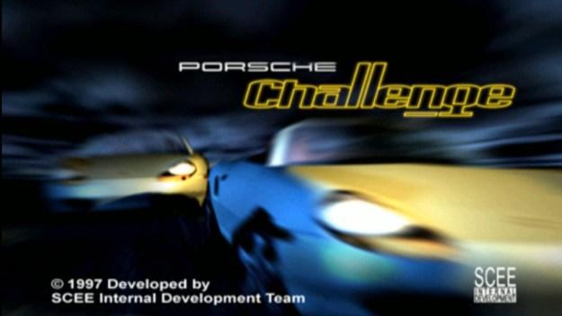 Porsche Challenge - July Games