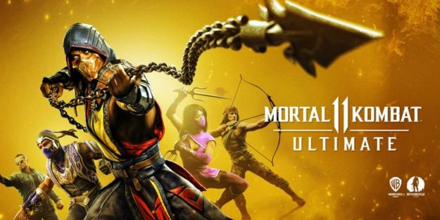Mortal Kombat 11 Ultimate - December Games - PS4