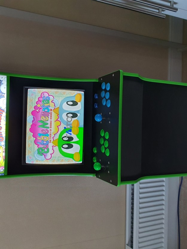 MAME Cabinet - Finished