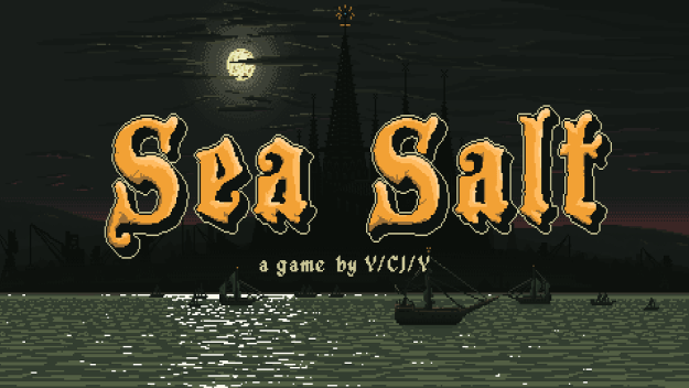 Sea Salt - January Games