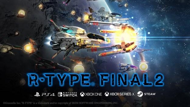 R-Type Final 2 Demo - April Games