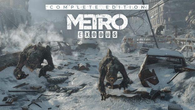 Metro Exodus - July Games