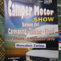 Camper Motor Show: il salone torna a Torino