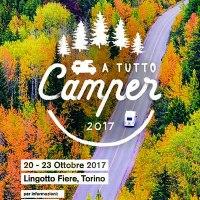Il camper in mostra a Torino