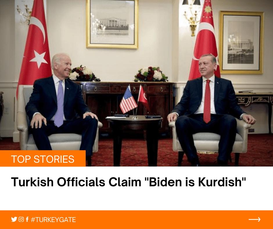Joe Biden Kurdish Question