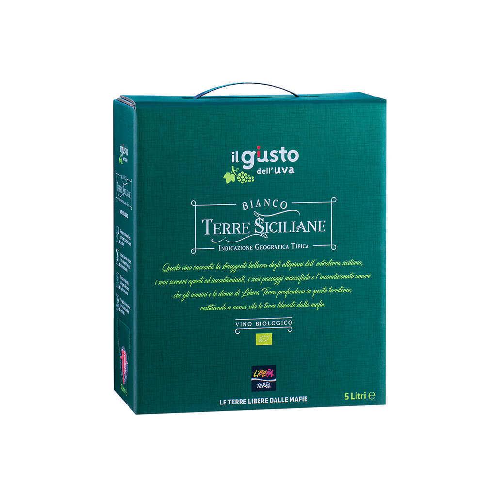 Bianco – Terre Siciliane IGT 2020 5l