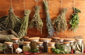 culinary & medicinal herbs rich in anti-oxidants