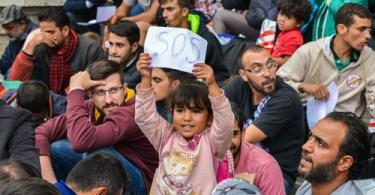 refuge crisis in europe