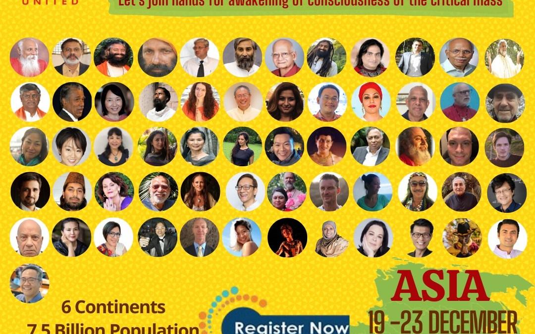 3rd World Parliament on Spirituality