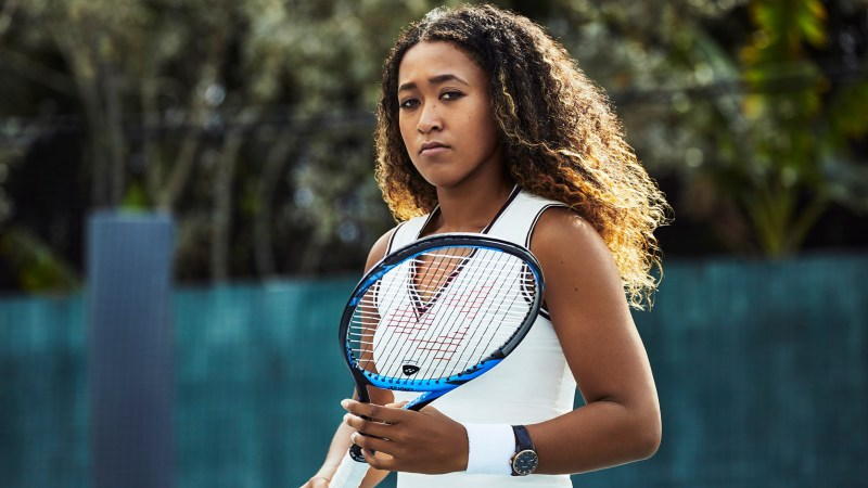 Naomi Osaka Is Now The Highest Paid Female Athlete