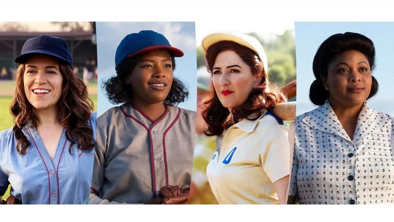 A League of Their Own Ordered to Series By Amazon