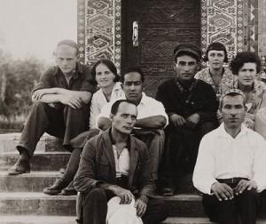Langston Hughes in Turkmenistan