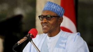 Buhari swears in 43 ministers,  Akpabio, Keyamo to handle N'Delta ministry respectfully (See full list)