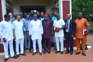 Stakeholders agree to expedite action on Escravos Environs Power Supply Projects