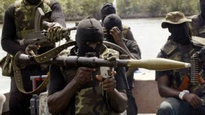 Tension as gunmen attacks Sterling Global Dredger in Bayelsa, kills 4 soldiers, kidnaps 3 foreigners
