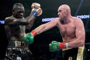 Deontay Wilder to face Tyson Fury for another rematch in July – The Liberator
