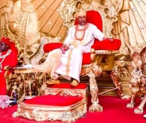 Prince Abioka Hails Aketekpe, Congratulates New Chiefs Of Gbaramatu Kingdom – The Liberator