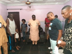 Warri Rep member, Ereyitomi commiserates with Pessu family over death of their son – The Liberator