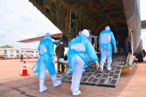 Nigerian Airforce to airlift coronavirus patients – The Liberator