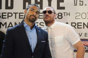 David Haye considers coming out of retirement to face Anthony Joshua or Tyson Fury – The Liberator