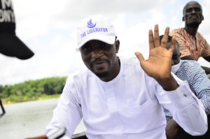How The Liberator Newspaper Distributed Palliatives To Three LGAs In Delta