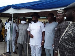 ​Okowa Graces Odimodi Community Leadership Inauguration, Expresses Satisfaction On Peaceful  Election, Handover – The Liberator