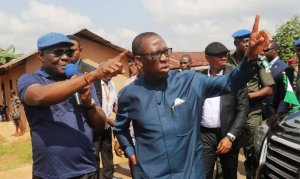 James Augoye: The Unseen Man Behind Okowa's Road Mastership In Delta – The Liberator
