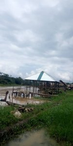 How Okowa's Aide, Alaowei Erected A Rest House In Delta For His Community, Eseimogbene
