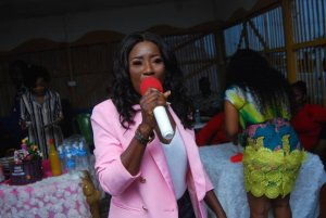 Sarah Smooth Celebrates Birth Anniversary, Advocates For Gender Equality (See Photos)