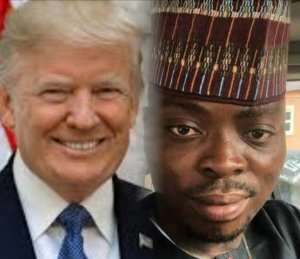 US Election: African Youth Leader, Amb Dekawei Drums Support For Trump