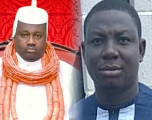 ​Samuel Uyadongha Lauds Agbonu On 15 Years Coronation Anniversary