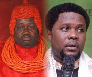 Apst Satu Rejoices With Ogulagha King On 15th Coronation Anniversary