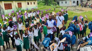 ​Ernest Bebenimibo Foundation Begins Move To Return 7000 Kids, Teens Back To School In Delta
