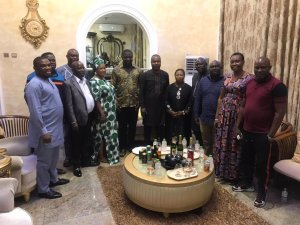 2023: Delta South PDP Exco Visit Pondi, Vows To Consolidate On Party's Dominance