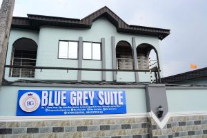 ​Blue Grey Suite Heaven On Earth Paradise Hotel Ready For Opening On Sunday