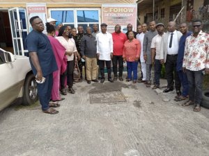 2021/2023: Delta South PDP Holds Expanded Exco Meeting In Warri, Deliberates On Varrying Issues