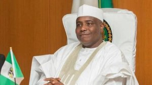 ​Okowa congratulates Tambuwal at 55