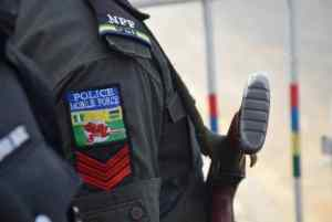 Police foil bank robbery attempt in Delta