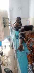 Niger Delta Ex-militant Leader Battles With LifeAs Wife Appeals For Financial Help
