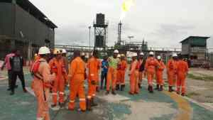 OML 42 Workers Praises CESL, NNPC Overs Workers Welfare In Delta